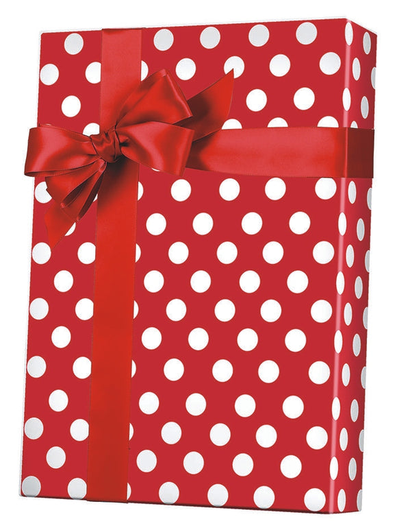Cheery Dots_M-4194_Gift Wrap