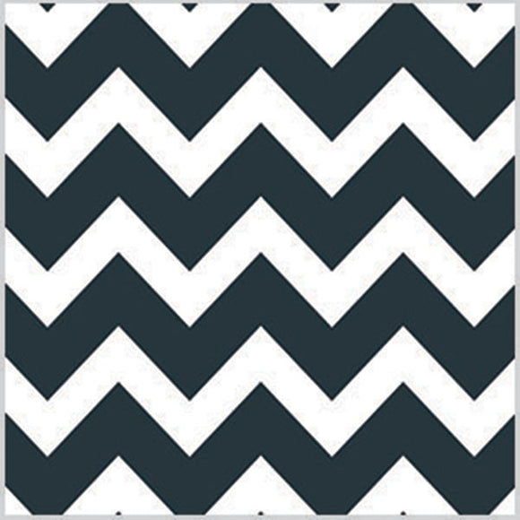 Black Chevron Tissue