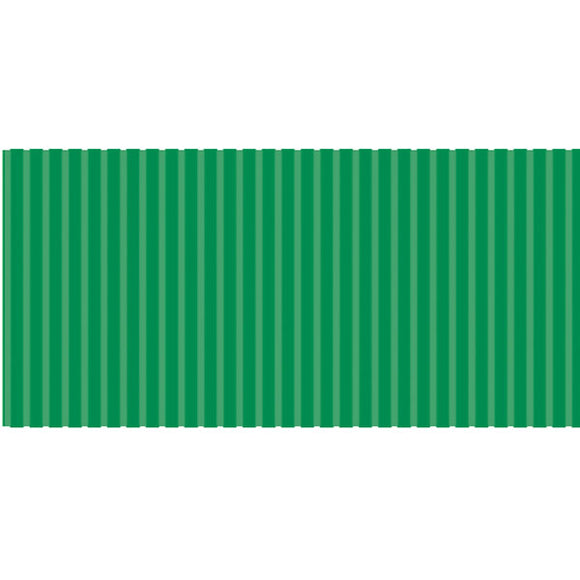 Crimped Cotton Curling Ribbon - Holiday Green