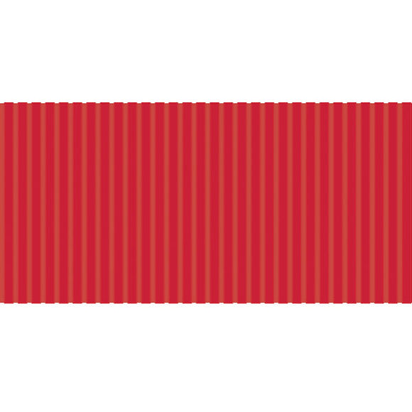 Crimped Cotton Curling Ribbon - Red