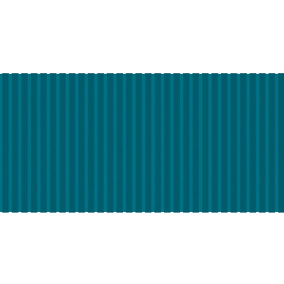 Crimped Cotton Curling Ribbon - Teal