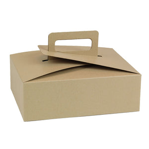 Natural Kraft Deli Box