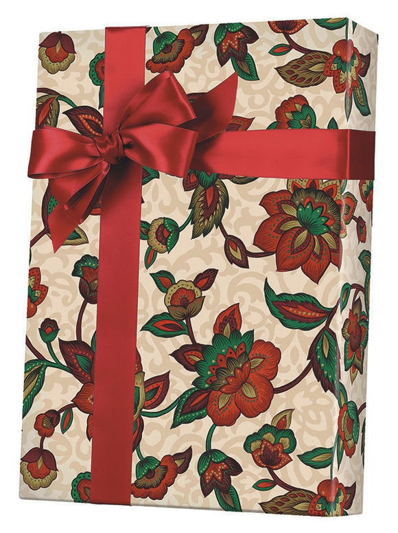 Earth Bloom Gift Wrap