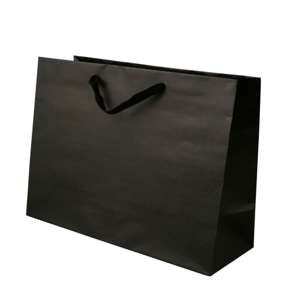 Recycled Euro Totes - Black