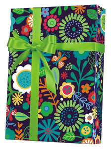 Flower Fun Gift Wrap