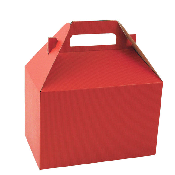 Gable Boxes - Really Red - 8
