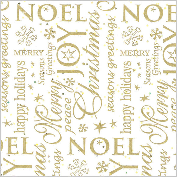 Gemstones Tissue - Noel