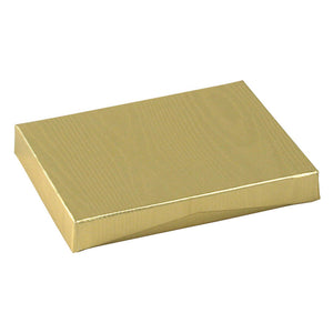 Gift Card Pop Up Boxes - Gold Moire