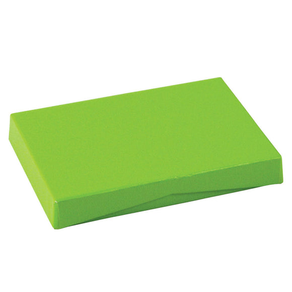 Gift Card Pop Up Boxes - Matte Lime Green