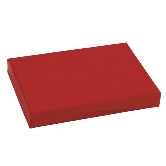 Gift Card Pop Up Boxes - Red Gloss