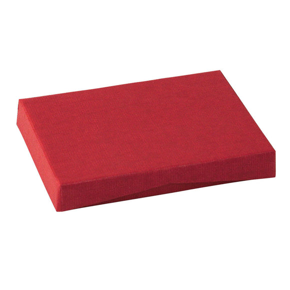 Gift Card Pop Up Boxes - Red Ribbed