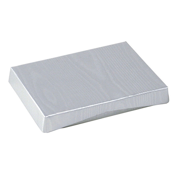 Gift Card Pop Up Boxes - Silver Moire