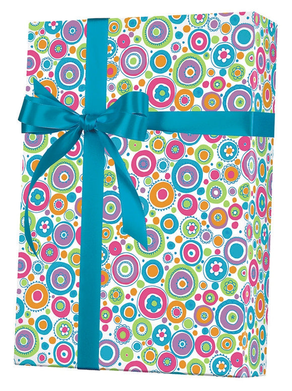 Happy Dots Gift Wrap