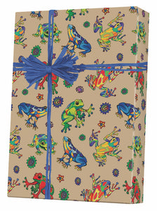 Hop To It Gift Wrap