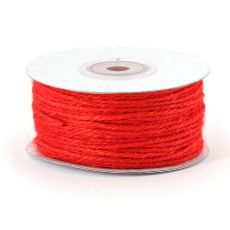 Jute Cord - Red