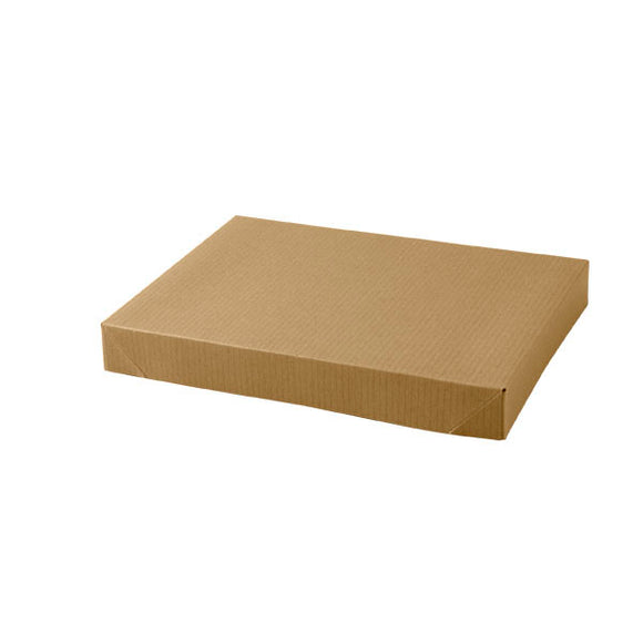 Apparel Boxes - Kraft Pinstripe - 10