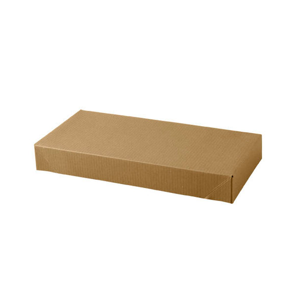 Apparel Boxes - Kraft Pinstripe - 11-1/2