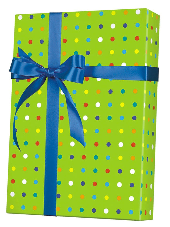 Party Dots Gift Wrap