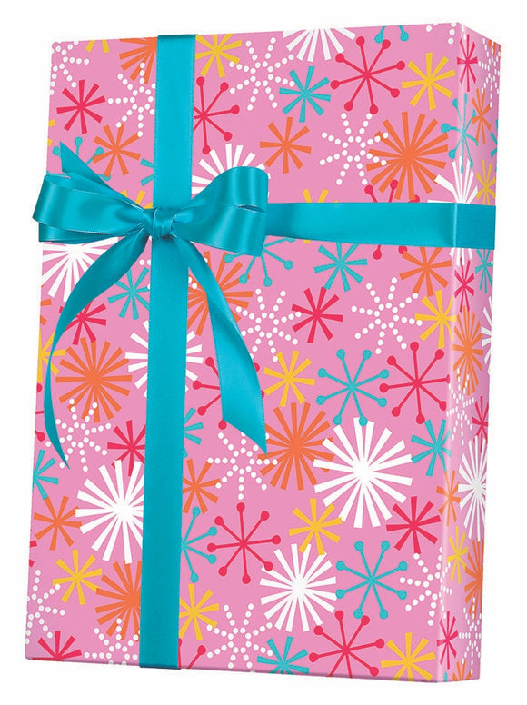 Party Pow Gift Wrap