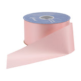 Flora Satin Ribbon - Pink - 2 Sizes