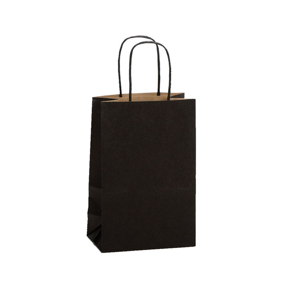 Natural Smooth Shoppers - Black Noir - 5-1/2