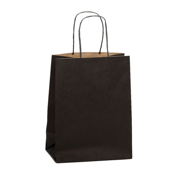 Natural Smooth Shoppers - Black Noir - 8