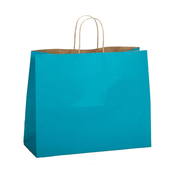 Natural Smooth Shoppers - Aqua Blue - 16