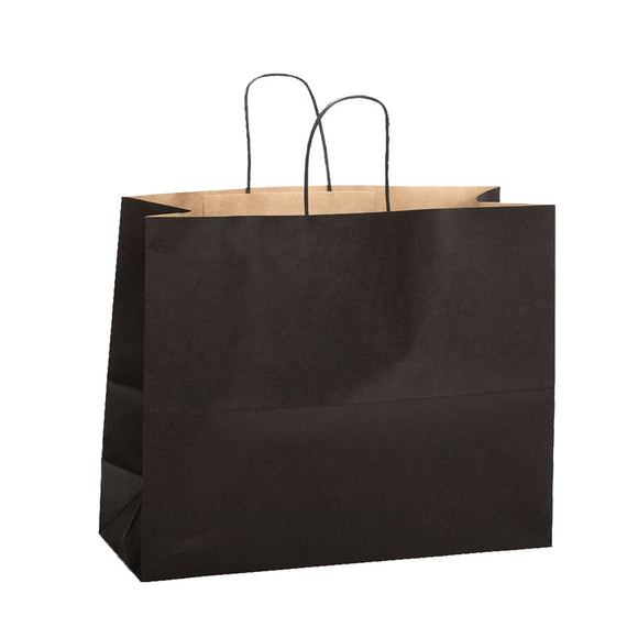 Natural Smooth Shoppers - Black Noir - 16