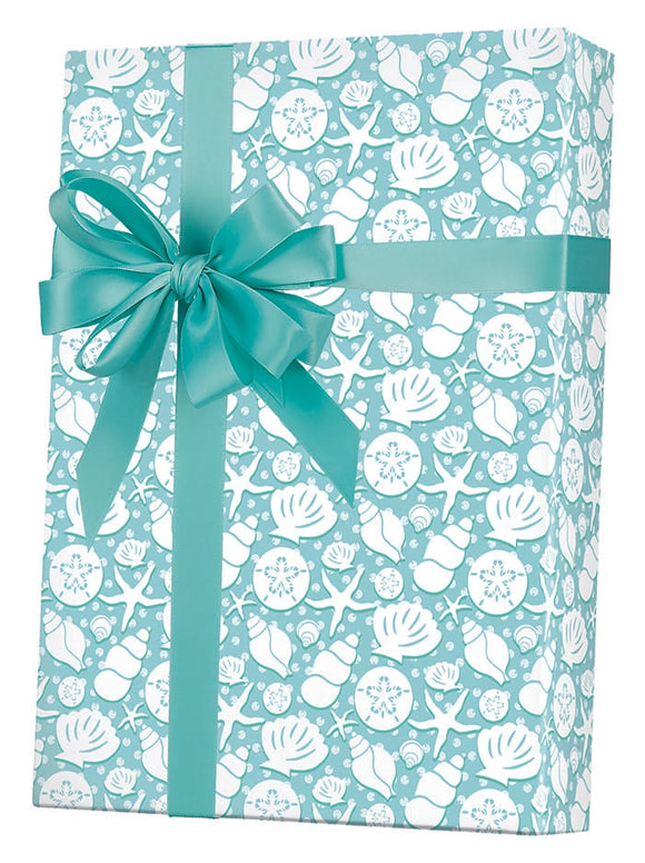 Seashells Gift Wrap