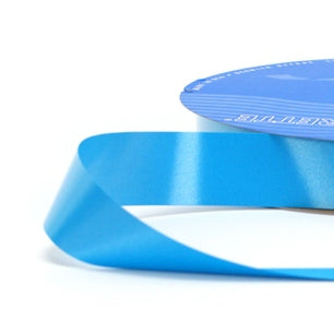 Splendorette Ribbon - Caribbean Blue - 2 Sizes