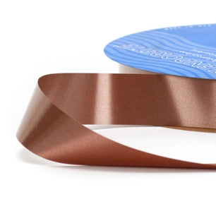 Splendorette Ribbon - Chocolate - 2 Sizes