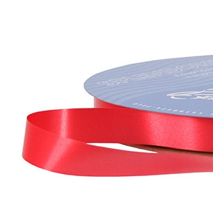 Splendorette Ribbon - Lava Red - 2 Sizes