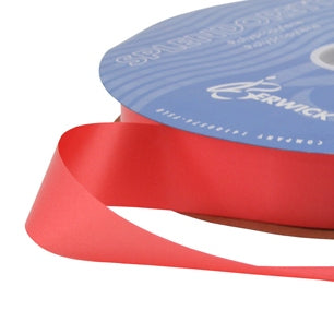 Splendorette Ribbon - Red - 2 Sizes