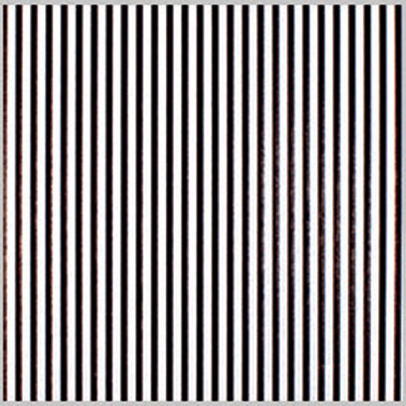 Black & White Stripes Tissue