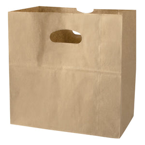 Natural Kraft Take Out Bags