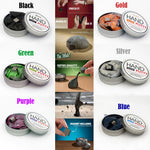 iRunning Magnetic Putty, Super Magnetic Space Putty Slime Toy Stress Reliever for Kids and Adults for Fun