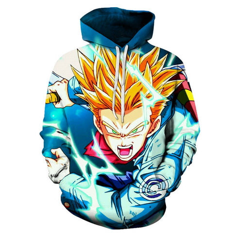 DRAGON BALL HOODIES  3D - BravMART