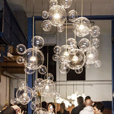 Modern Bubble Chandelier Light Fixture