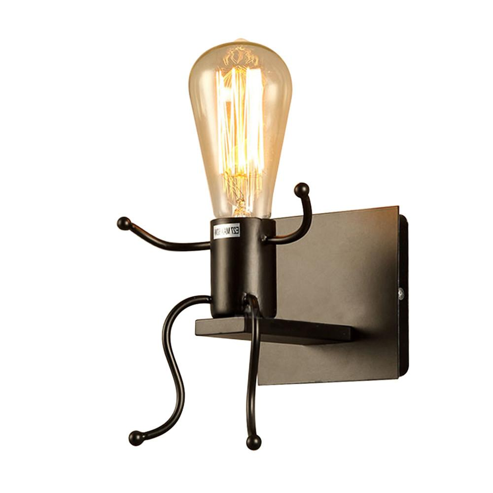 Edison Collection- Edison style lighting Wall Lamp, Cute Light Sconce (no bulb included) - House Sort