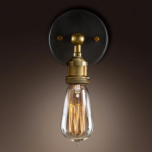 Modern Vintage Loft Adjustable Industrial Metal Wall Light retro - House Sort