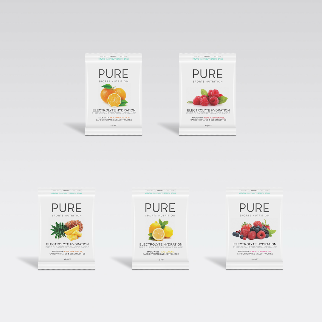 PURE NUTRITION | Electrolyte Hydration Single Serve Sachet 42g