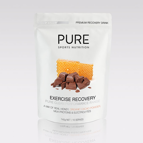 PURE NUTRITION | Exercise Recovery Cacao & Honey 740g
