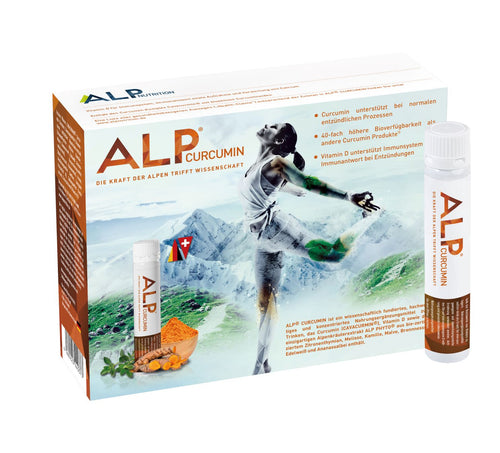 ALP CURCUMIN - Liquid anti-inflammatory and anti-oxidant supplement