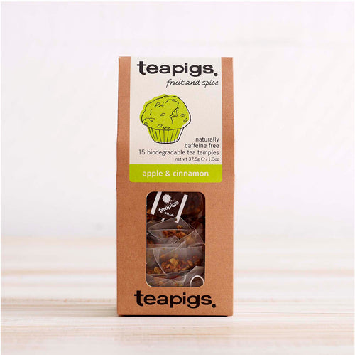 TEAPIGS | Apple & Cinnamon