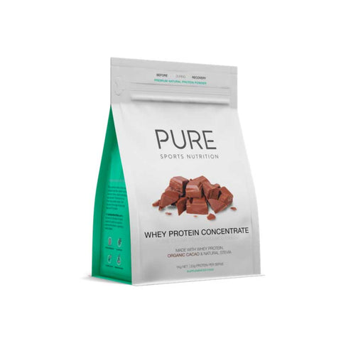 PURE Whey Protein  - Organic Cacao