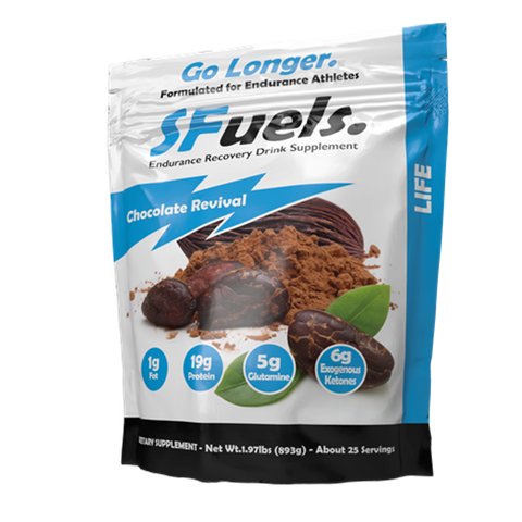 SFuels - REVIVAL Exercise Recovery Drink - Chocolate