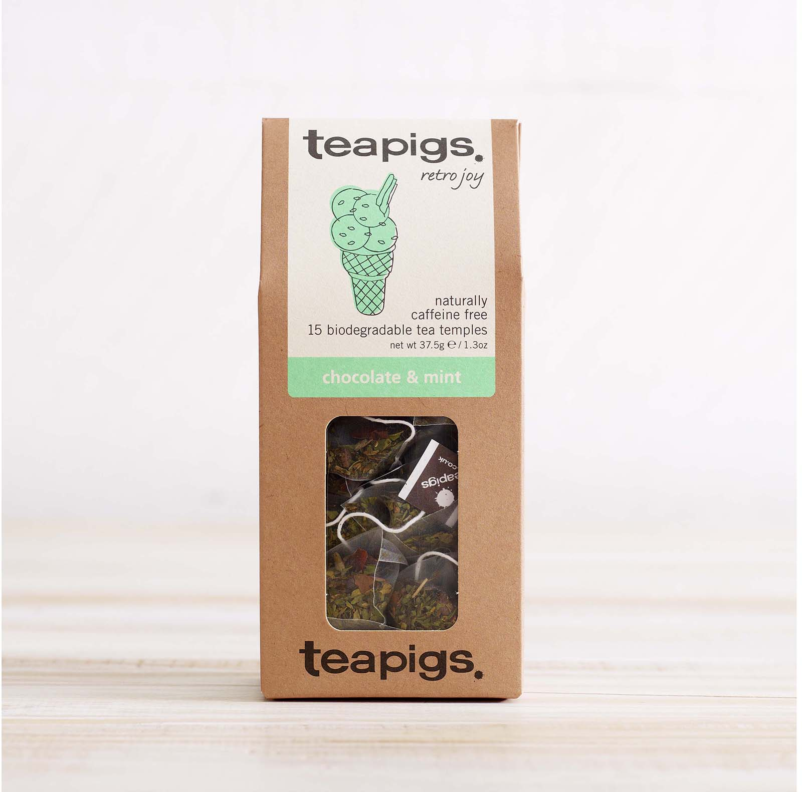 Teapigs Chocolate & Mint