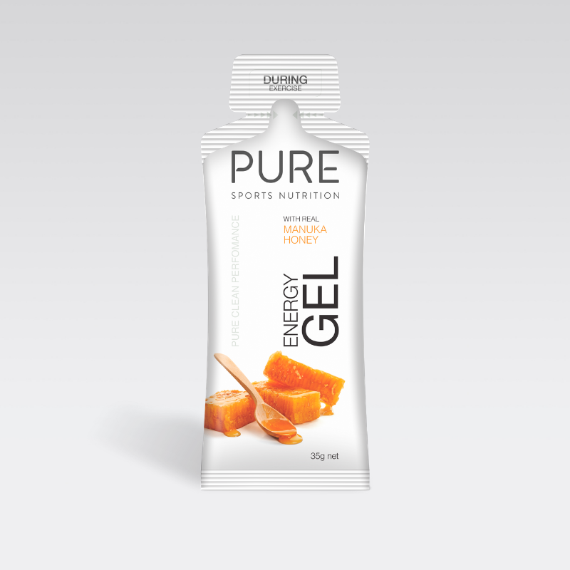 PURE Nutrition | 35g Energy Gel - Manuka Honey