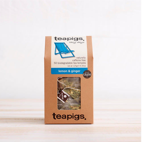TEAPIGS | Lemon & Ginger