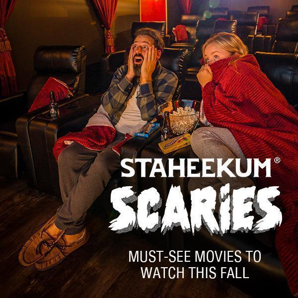 Staheekum Scaries Fall Movie List